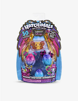 HATCHIMALS: Colleggtibles Wilder Wings assorted figures