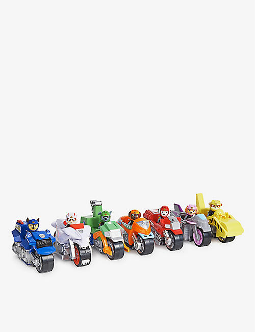 PAW PATROL: Moto Pups toy assortment