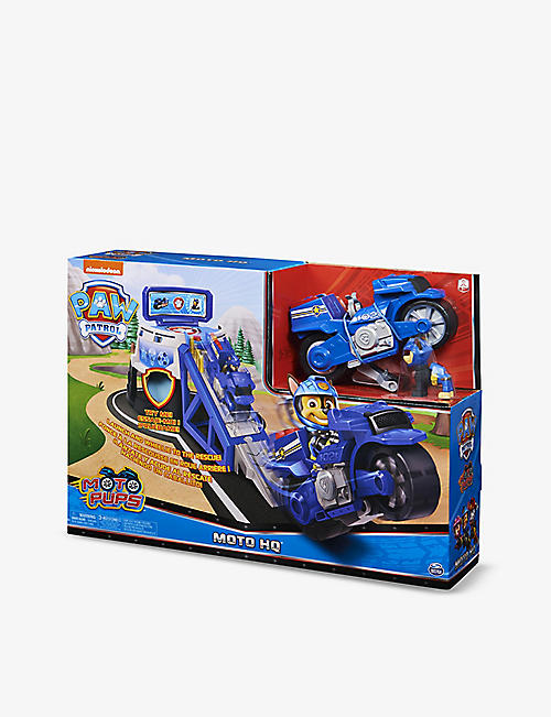 PAW PATROL: Moto Pups Moto play set
