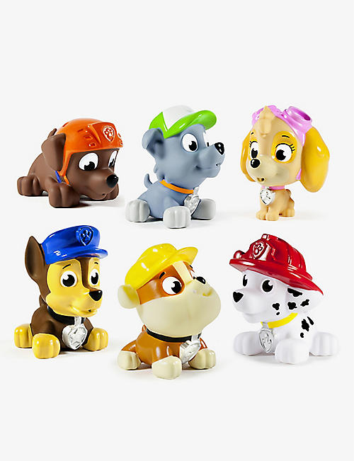 PAW PATROL: Pup squirter assorted bath toys