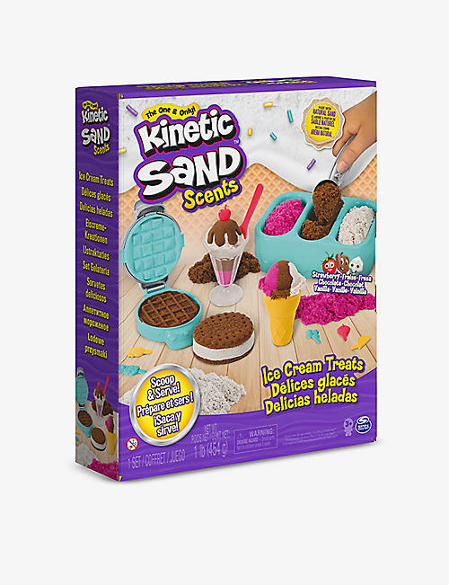 KINETIC SAND :冰激凌套餐