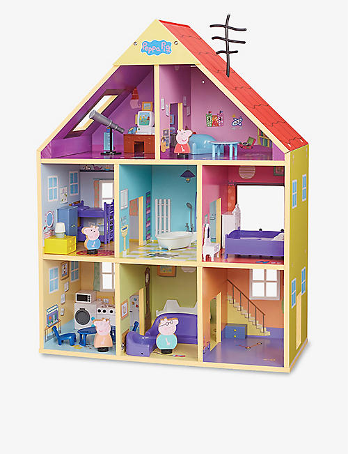 PEPPA PIG: Peppa's wooden playhouse 75cm