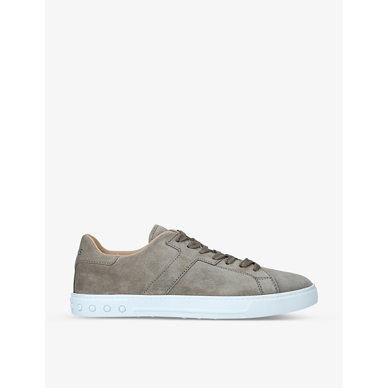 Tod's Sneakers NEW MOD SPORT SUEDE LOW-TOP TRAINERS