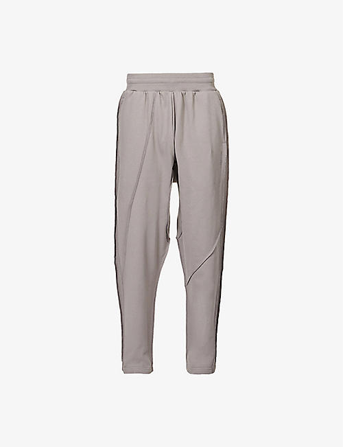 A-COLD-WALL: Dissection organic-cotton and recycled polyester-blend jogging bottoms