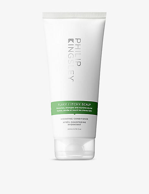 PHILIP KINGSLEY: Flaky/Itchy Scalp Hydrating conditioner 200ml
