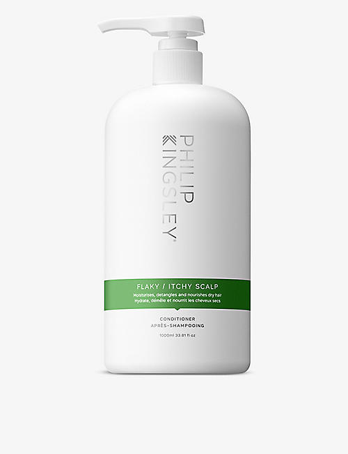 PHILIP KINGSLEY: Flaky/Itchy Scalp Hydrating conditioner 1L