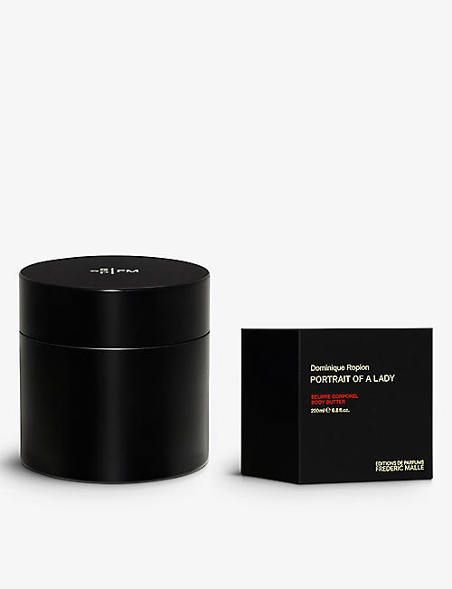 FREDERIC MALLE: Portrait of a Lady body butter 200ml
