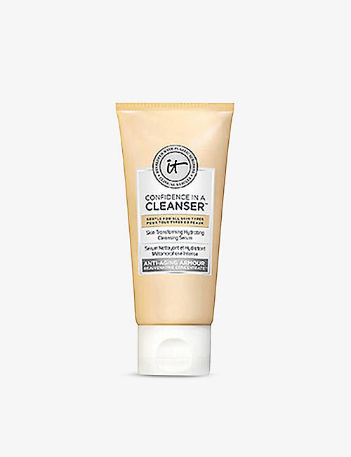 IT COSMETICS: Confidence in a Cleanser travel-size 50ml