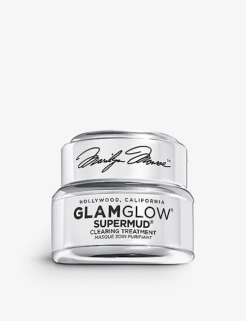 GLAMGLOW: GLAMGLOW x Marilyn Monroe SUPERMUD Clearing Treatment mask 15g