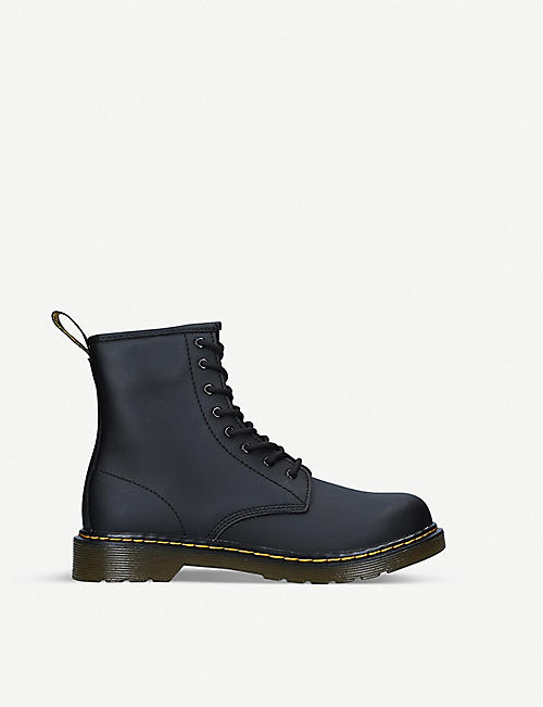 DR MARTENS: 1460 8-eye leather boots 3-5 years