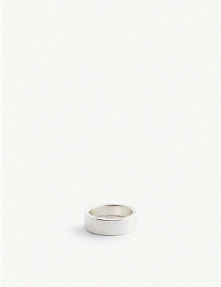 LE GRAMME: Ribbon La 9g sterling silver ring