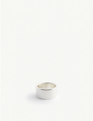 LE GRAMME: Ribbon La 15g sterling silver ring