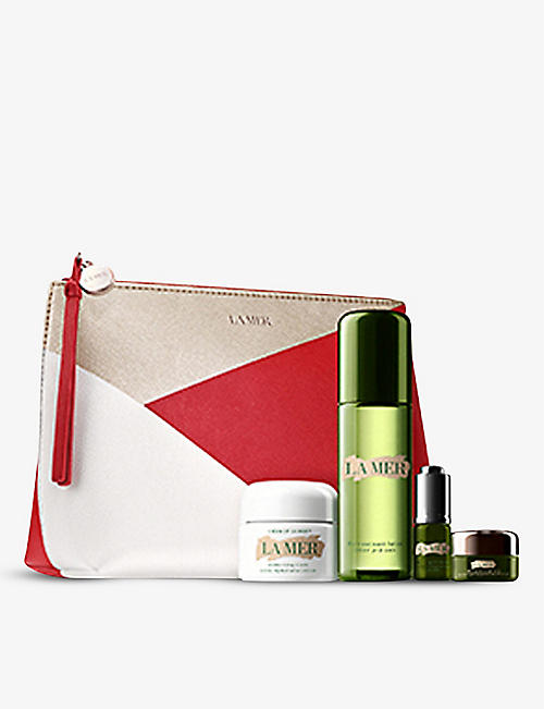 LA MER: The Radiant Hydration Collection gift set