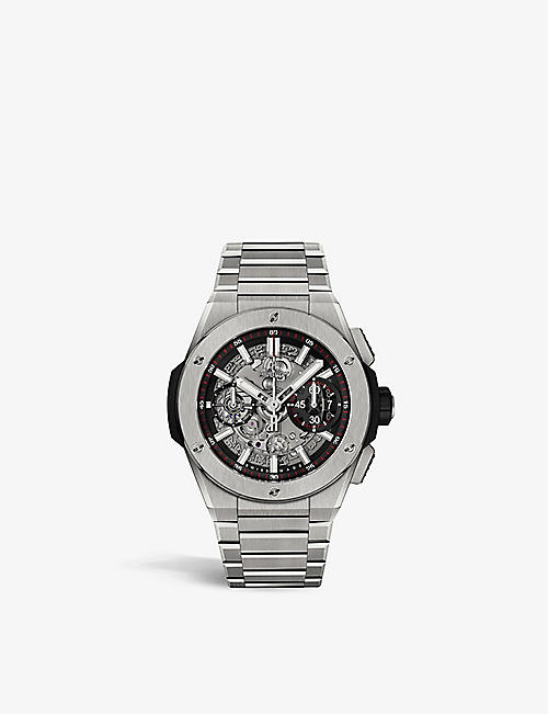 HUBLOT:451.NX.1170.NX Big Bang Integral 钛合金自动上链腕表