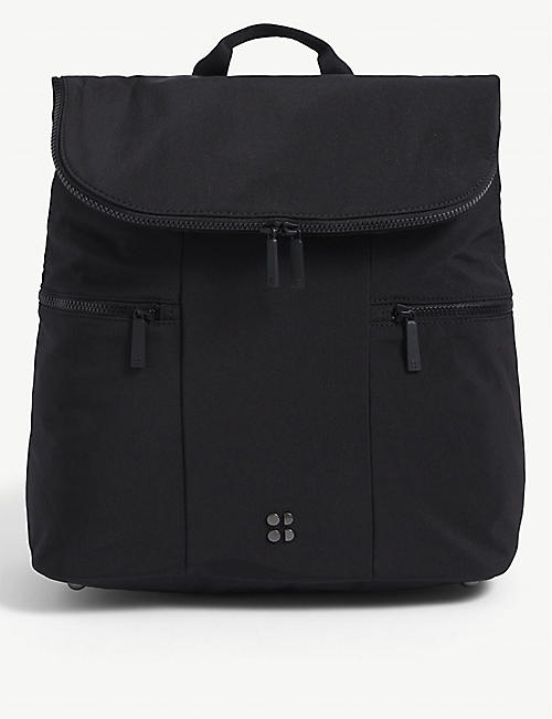 SWEATY BETTY: All Sport 2.0 shell backpack