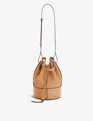 LOEWE: Balloon medium leather cross-body bag