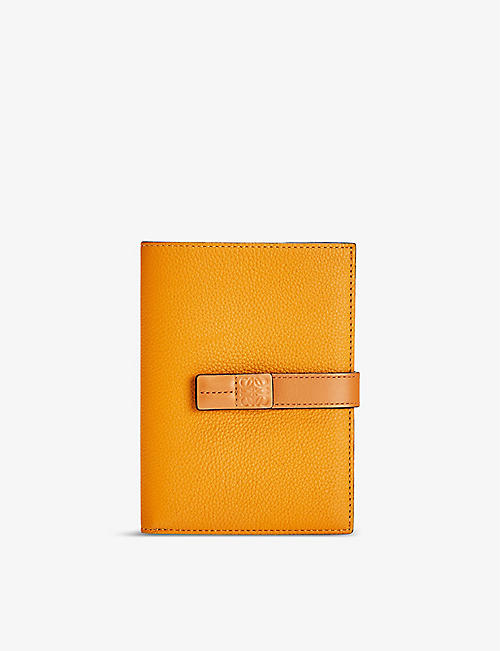 LOEWE: Medium Vertical leather wallet