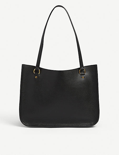 COACH: Tyler leather tote bag