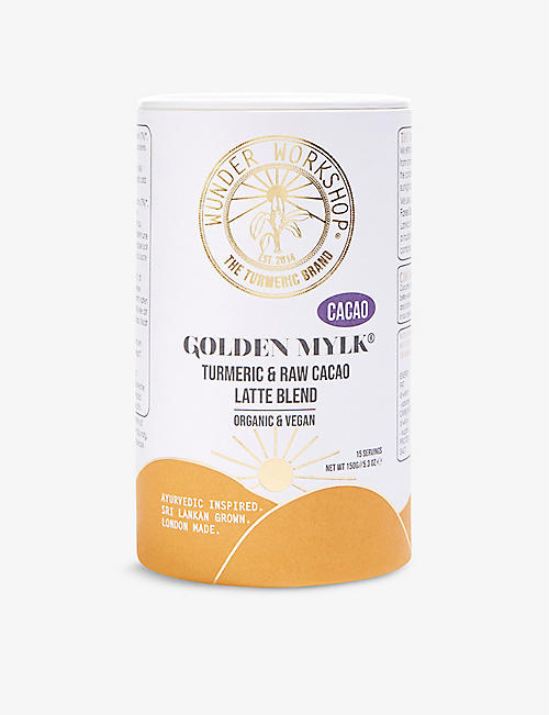 WUNDER WORKSHOP: Golden Mylk Cacao drink 150g