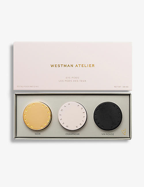 WESTMAN ATELIER: Eye Pods eye shadow trio 2.4g