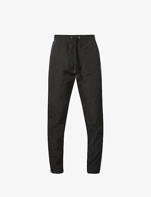 TRAPSTAR: Irongate regular-fit shell jogging bottoms