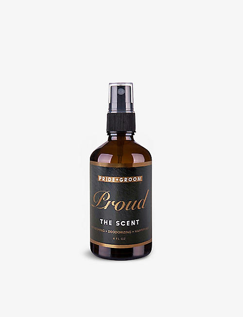 PRIDE & GROOM: The Perfect mood-boosting dog spray 120ml