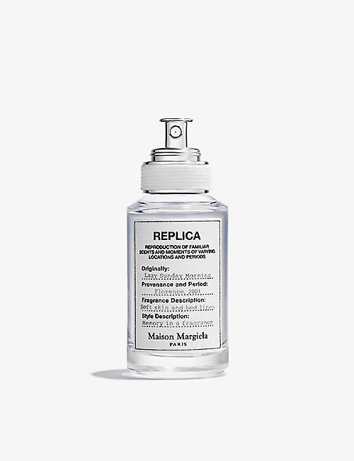 MAISON MARGIELA: Replica Lazy Sunday Morning eau de toilette 30ml