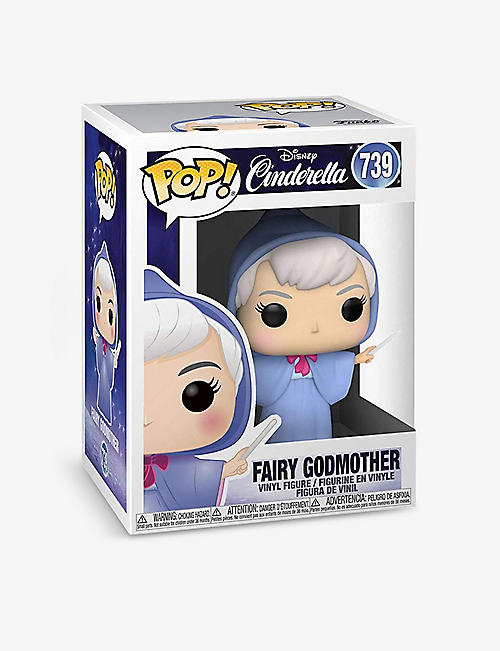 FUNKO: Pop! Vinyl Cinderella Fairy Godmother toy figure 9cm