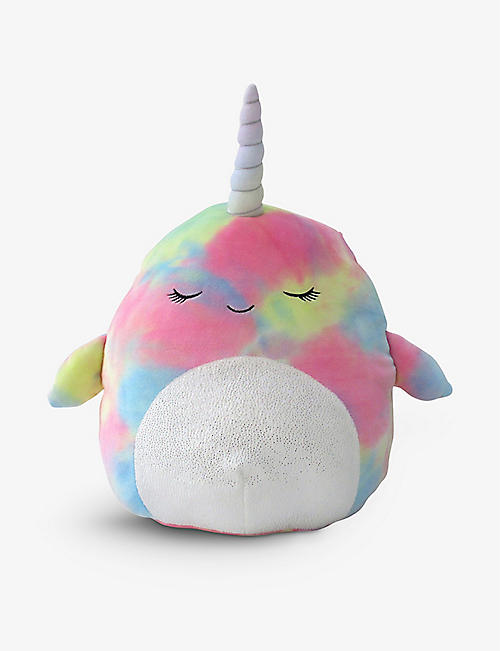 SQUISHMALLOWS: Navina the Narwhal plush soft toy 30cm