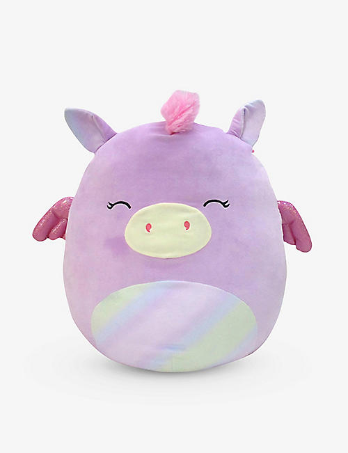 SQUISHMALLOWS: Rei the Pegasus series five soft toy 40cm