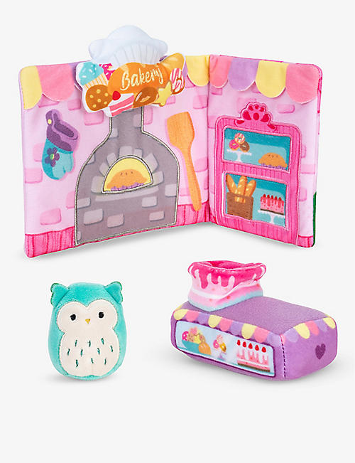 SQUISHMALLOWS: Squishville Lola's Bakery/Boutique assorted playsets
