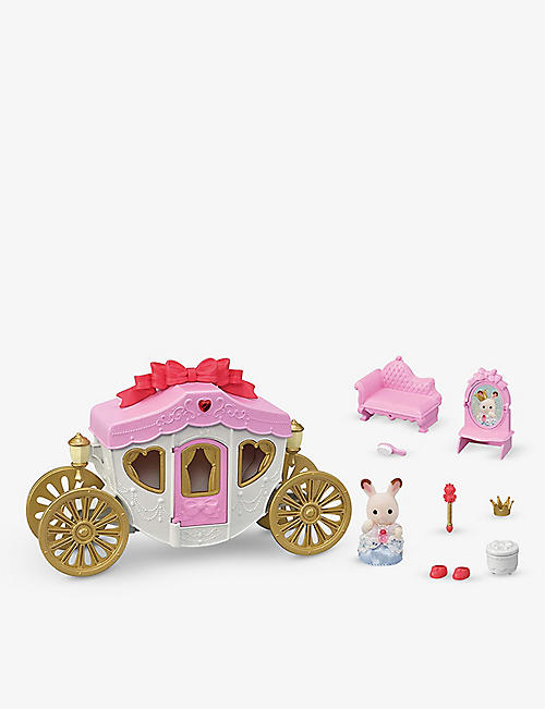 SYLVANIAN FAMILIES: Royal Carriage play set