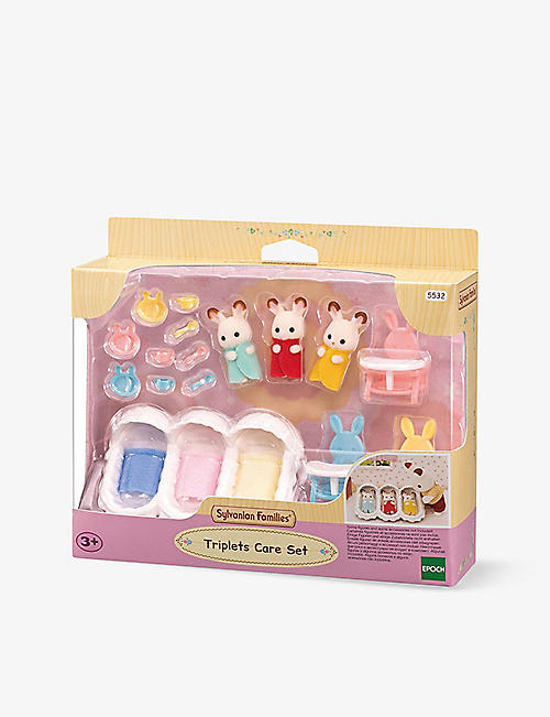 SYLVANIAN FAMILIES: Triplets Care play set