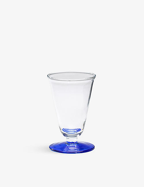 ANNA + NINA: Tinted stemless wine glass 12cm