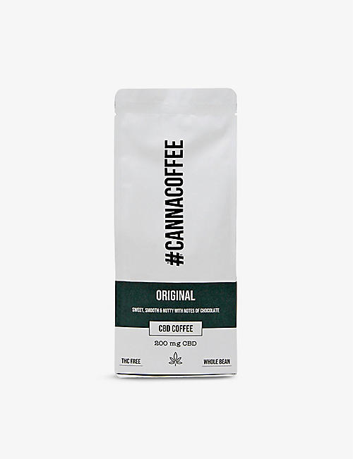 COFFEE: Original CBD coffee whole beans 227g