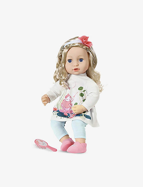 BABY ANNABELL: Sophia interactive doll 43cm
