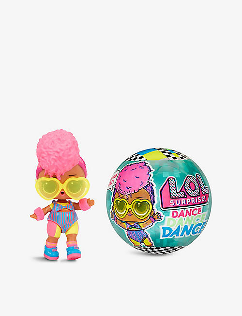 L.O.L. SURPRISE: Dance Dance Dance assorted dolls