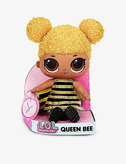 L.O.L. SURPRISE: Queen Bee soft plush toy 36cm