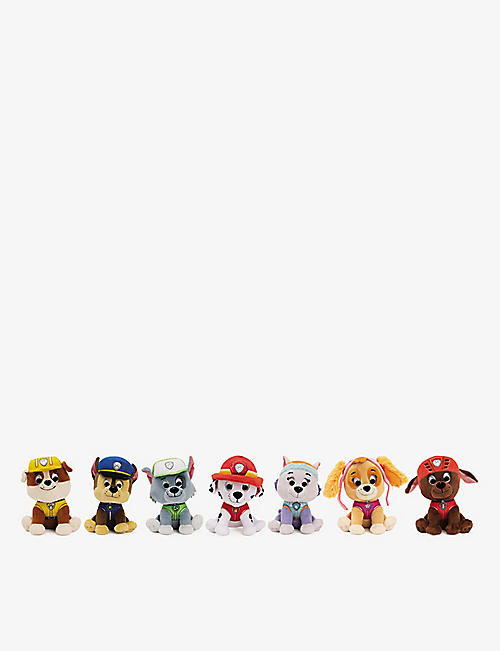 PAW PATROL: Gund soft toy assortment 15cm