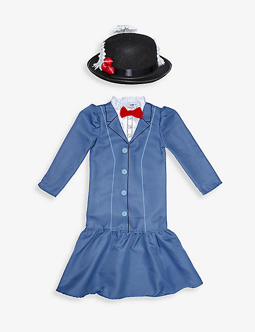 DRESS UP: Mary Poppins fancy dress costume 3-8 years