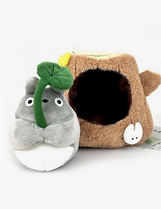 GHIBLI: My Neighbour Totoro Sun Arrow Totoro Tree Trunk soft toy 14cm