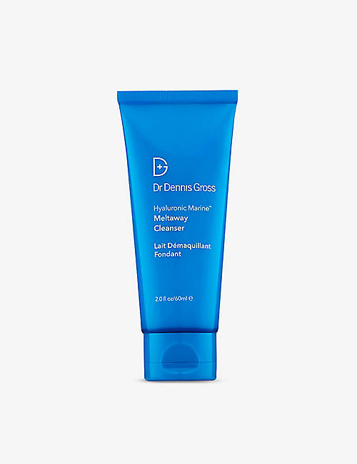 DR DENNIS GROSS SKINCARE: Hyaluronic Marine Meltaway cleanser 60ml
