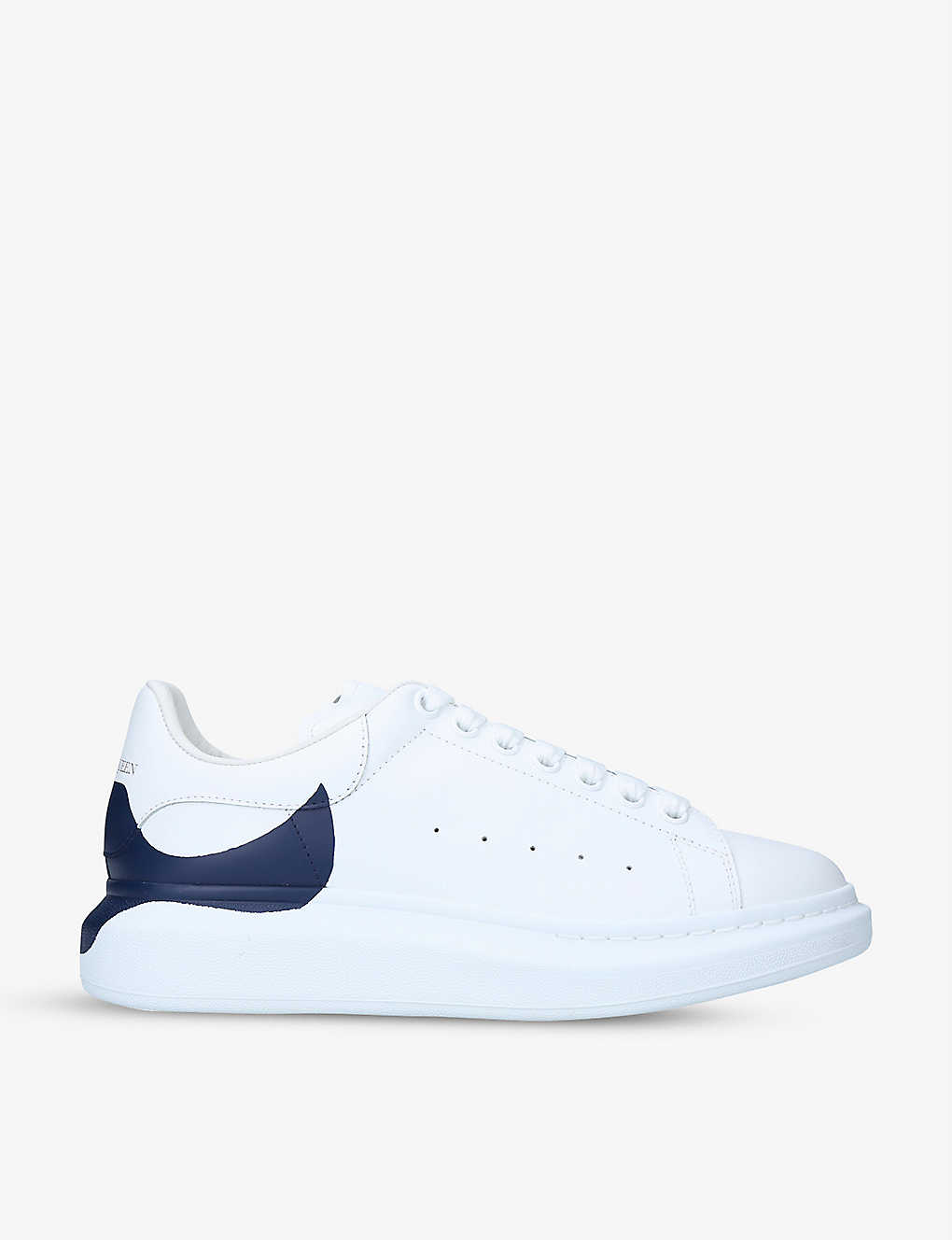Show leather platform trainers(9056507)