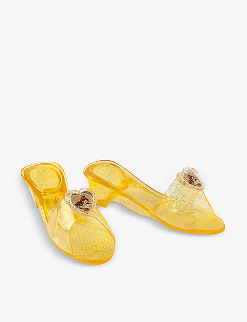 DRESS UP: Belle jelly shoes 3-6 years