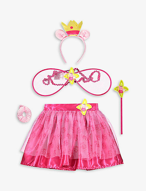 DRESS UP: Peppa Pig Fairy Princess fancy dress costume 3-6 years