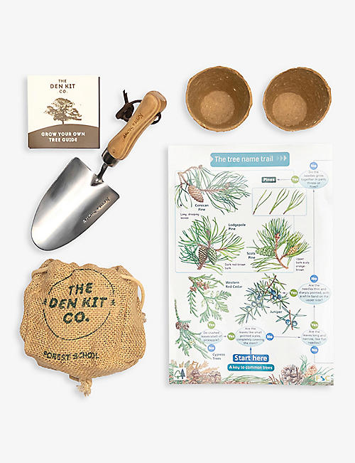 THE DEN KIT COMPANY: The Plant A Tree Kit set