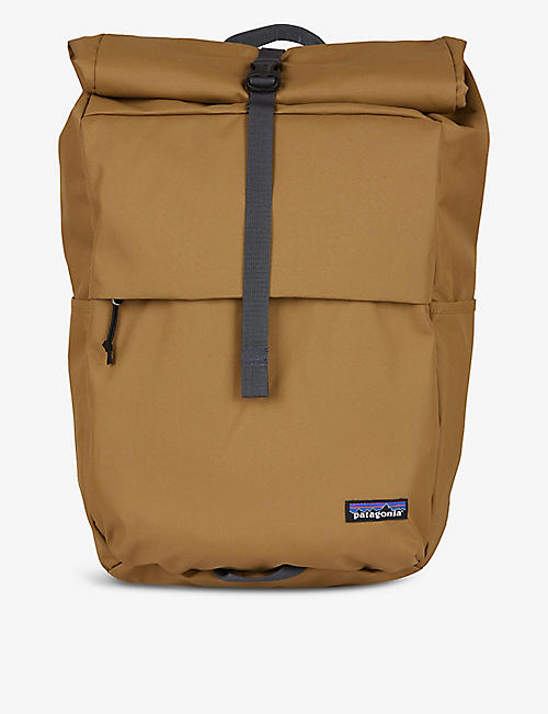 PATAGONIA: Arbor roll-top recycled-polyester backpack 30L