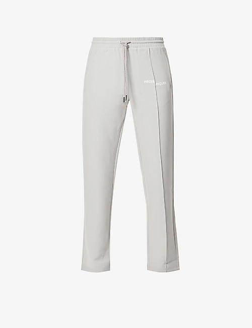 PIECES UNIQUES: Relaxed-fit stretch-woven jogging bottoms