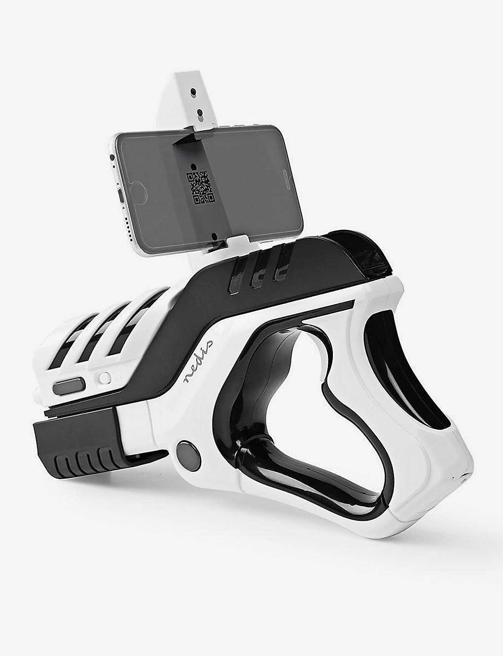 SMARTECH: Augmented Reality Remote Gun Controller