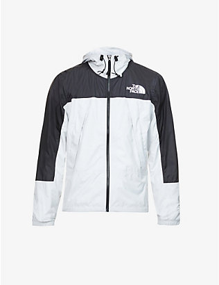 THE NORTH FACE: Hydrenaline logo-print shell jacket